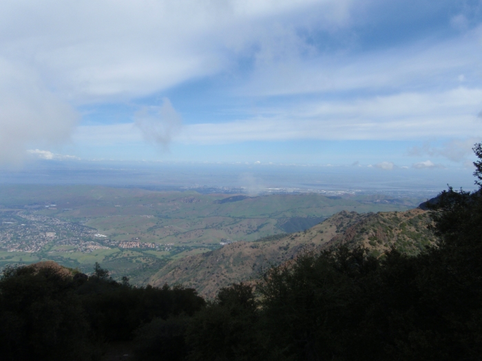 Views from Diablo